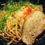 おっくん堂 - アッサリ混ぜ麺
