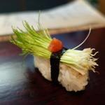 鮨柳屋 - 芽葱