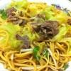 萬里 - 料理写真:伊那ソウル麺、ローメン。食べて見ないとわからない味