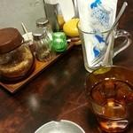 ISLET - テーブル周り調味料 2015.5