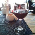 金仙寺湖畔三田屋 - 赤ワイン