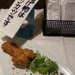 まんぷくカリー24 - カレートッピング チキンカツ 2015.5