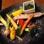 ラ・ボッテガイア - 焼き野菜
