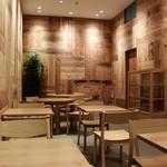 カフェ&ミール ムジ - 店内の雰囲気