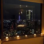 37998790 - 東京タワーが見える半個室