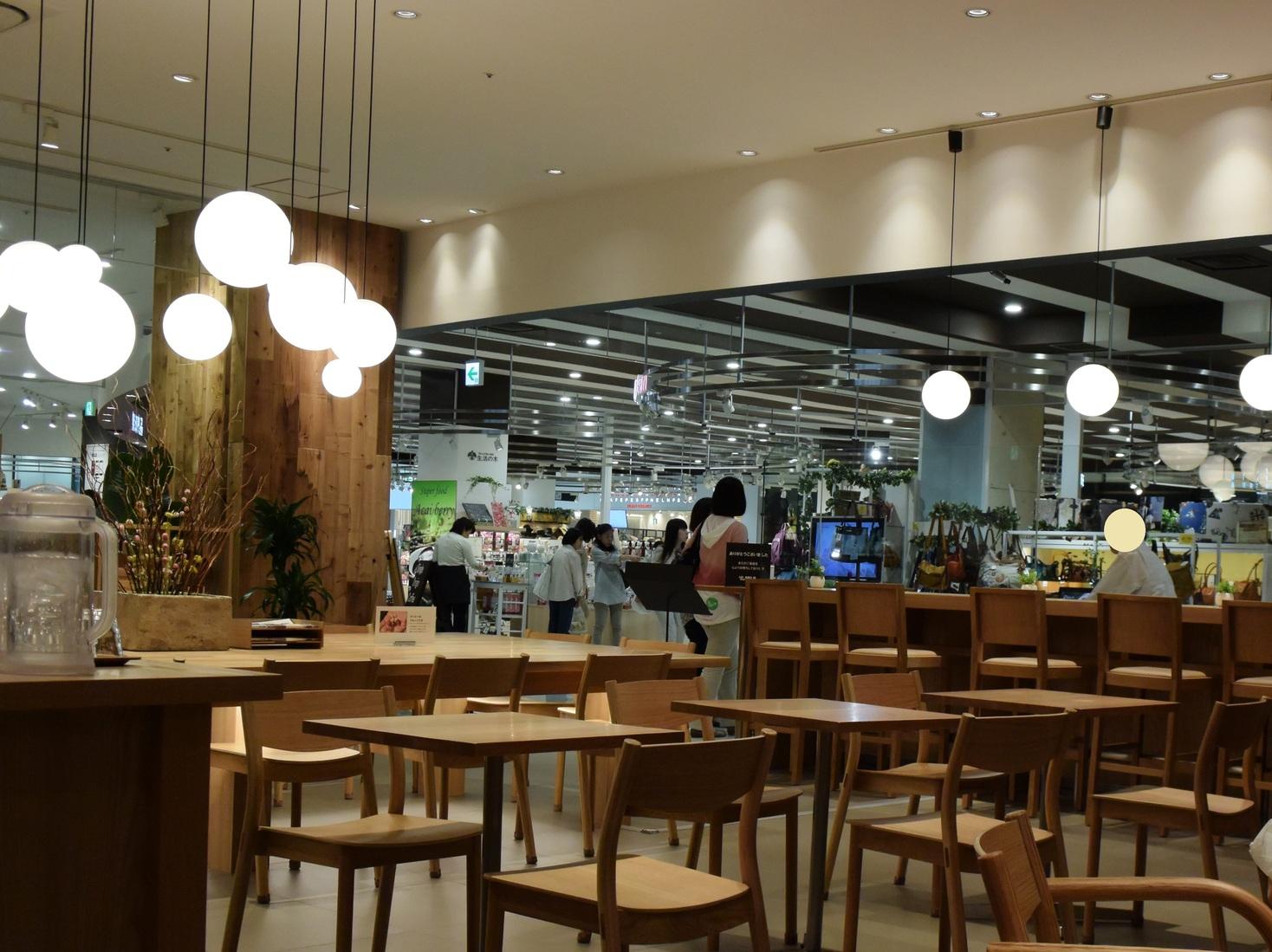 カフェ&ミール ムジ イオンモール茨木店