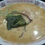 哲麺 - 醤油豚骨ラーメン(500円)
