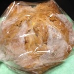 自然酵母パン チョコタン - 料理写真:薪窯で焼かれたパン