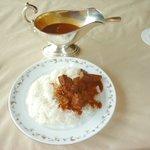ホテルオークラ レストラン ニホンバシ - ビーフカレー