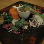 ソールエフレール - 前菜盛り合わせ