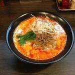 まえたん - 料理写真:特製担々麺¥800