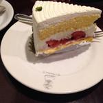 西洋菓子しろたえ - 友達のケーキ