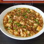 まえたん - 麻婆豆腐定食¥780