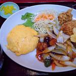 中華飯店一番 - 一番ランチ