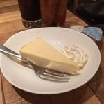 マノ・キッチンカフェ - NY Cheese Cake