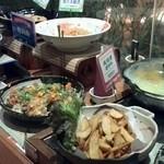 旬菜食健 ひな野 - 野菜を主軸のお料理