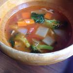 GRILL燦 - ランチスープ