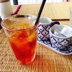 Micasadeco&Cafe - 週末は飲み物のセット料金はなしですよ~単品はお高め!