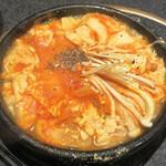 金泉 - 豆腐チゲ
