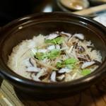 ヤマト - 真蛸の炊き込みご飯