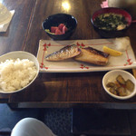 べっぴん - 焼魚定食800円