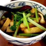 38011601 - 小松菜と油揚げ