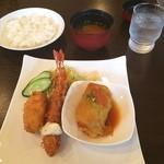 洋食レストランメルサ - 久しぶりだよ アサヨチャソ♡