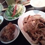 小龍門 - 生姜焼きランチ