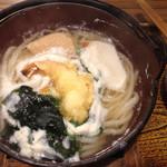 香川 - 鍋焼きうどん