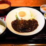 38013901 - ハンバーグ定食