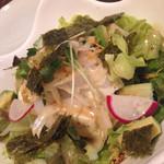 IZAKAYA時々 - 豆腐とアボカドサラダ