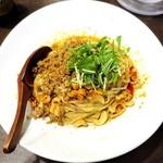 175°DENO担担麺 - 担担麺(汁無)_痺れない_800円