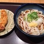 うどん しのぶ庵  - 合計で500円(税込)