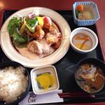 チャオ - はちきん地鶏の南蛮定食