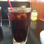 オンザコーナー - アイスコーヒーアップ