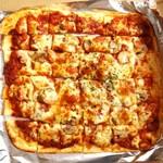 ちくばピザと洋食の店 - 料理写真:ステップピザ 1300円