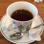 カフェ オン ザ ルーフ - 本日のコーヒー(エクアドル)400円也
