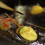 新世改94ダイニング誠 - 胸焼けしづらいお米の油、野菜とよく合います❤