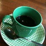 うろんや - コーヒー(ランチセット)