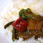 ガヴィアル - 野菜カレー