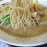 ジュン - 長崎ちゃんぽんの麺