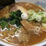 ラーメン亭 - 料理写真:とんこつラーメン