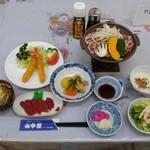 山中屋 - 料理写真:夕食