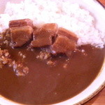 38022069 - 玉城豚角煮カレー