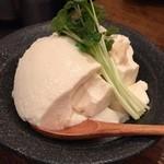 しろうま - 湯葉寄せ豆腐 コレはうまい(^^)
