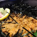 太郎寿司 - うに丼