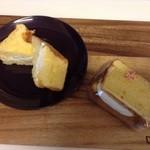 檸檬 - 生クリームをはさんだケーキ各種
