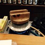 分田上 - 地鶏、淡竹炊き込みご飯
