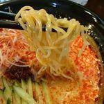 山本家 - 麺アップ