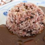 リリーズ - 料理写真:雑穀ご飯